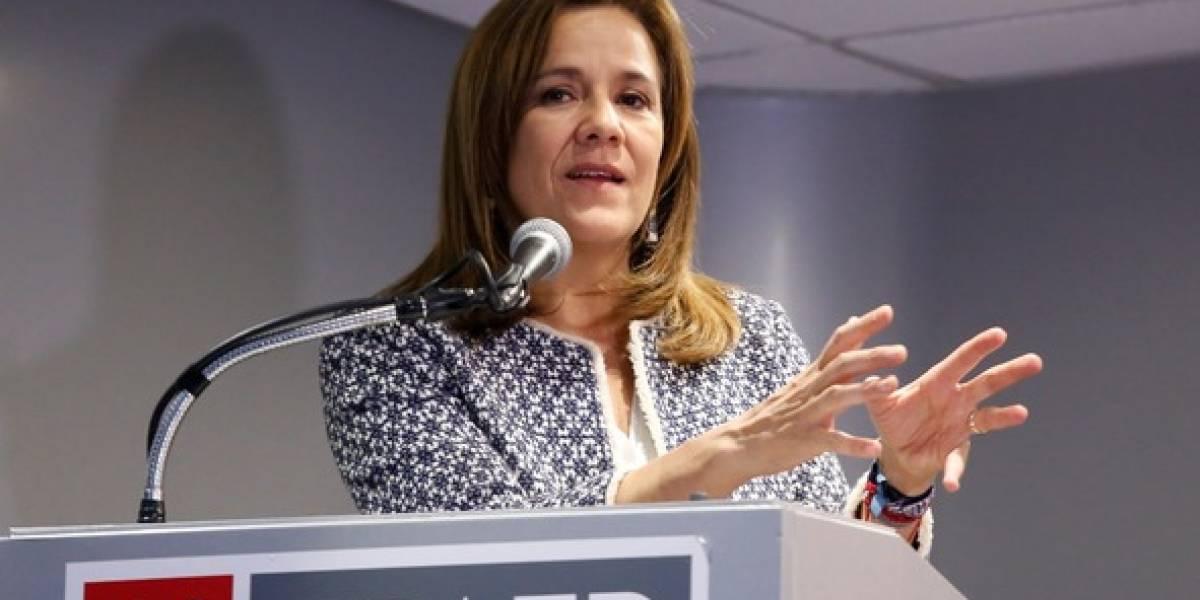 Zavala supera el 100% de firmas para candidatura a la Presidencia