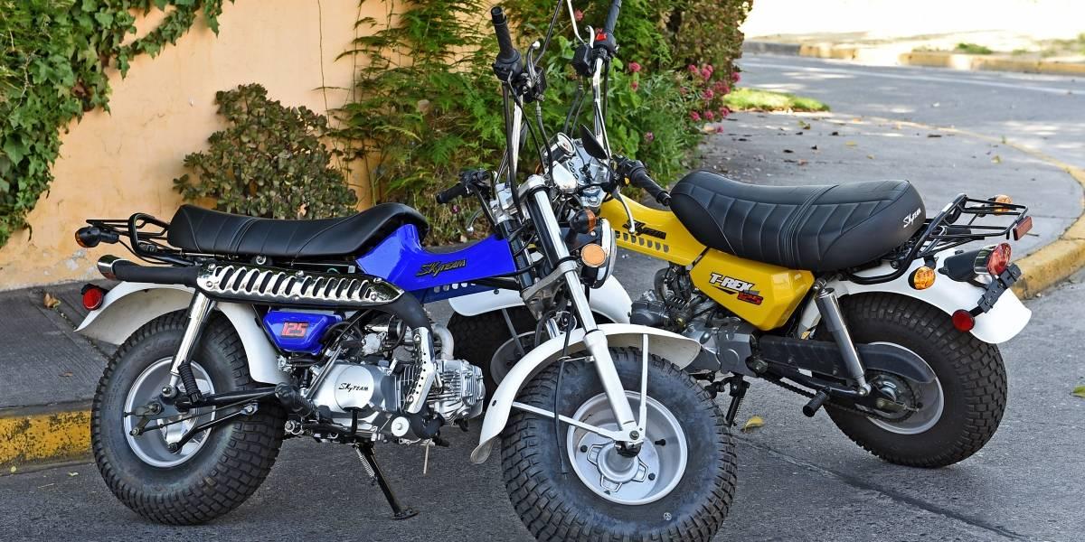 Retornan dos clásicos de las motos ochenteras en versiones renovadas