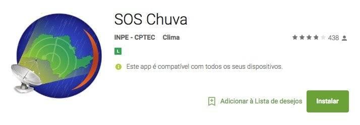 SOS Chuva