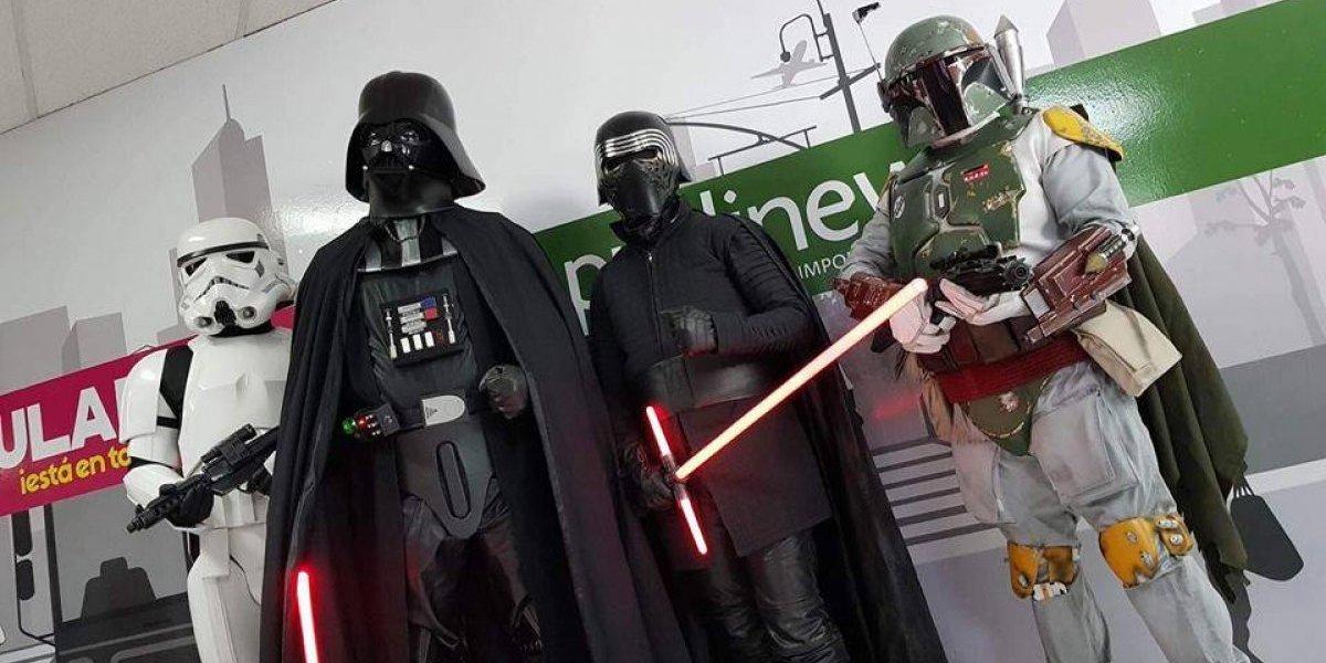 Celebra con tus hijos el estreno de Star Wars con actividades que todos disfrutarán