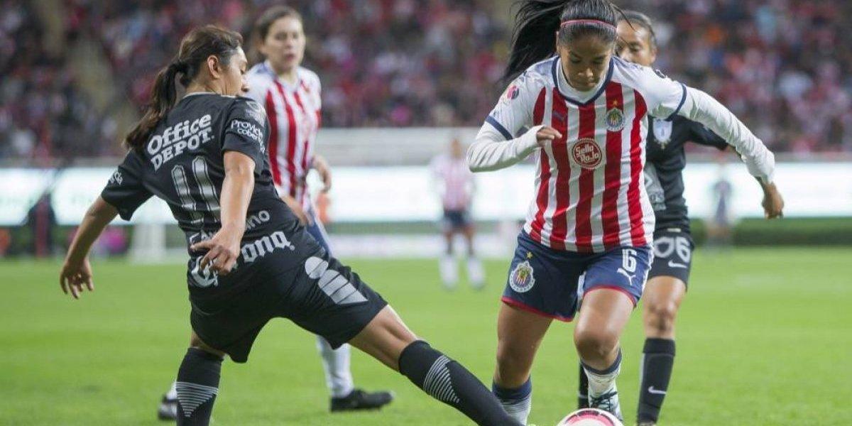 Chivas debe trabajar al doble para mantenerse: Susan Bejarano
