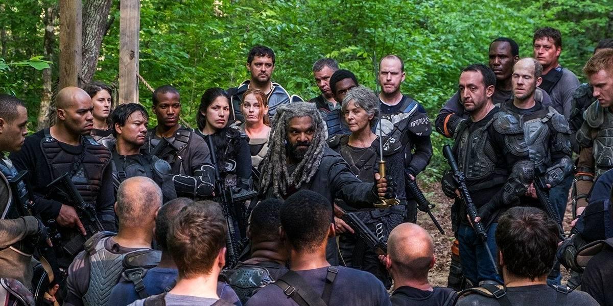 Saiba quando a sétima temporada de The Walking Dead chega à Netflix