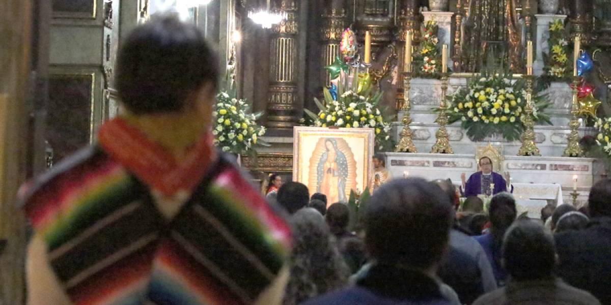 Esperan 700 mil visitantes en el Santuario de Nuestra Señora de Guadalupe
