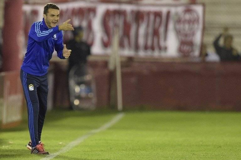 Mariano Soso fue campeón en Perú con Sporting Cristal / Foto: AFP