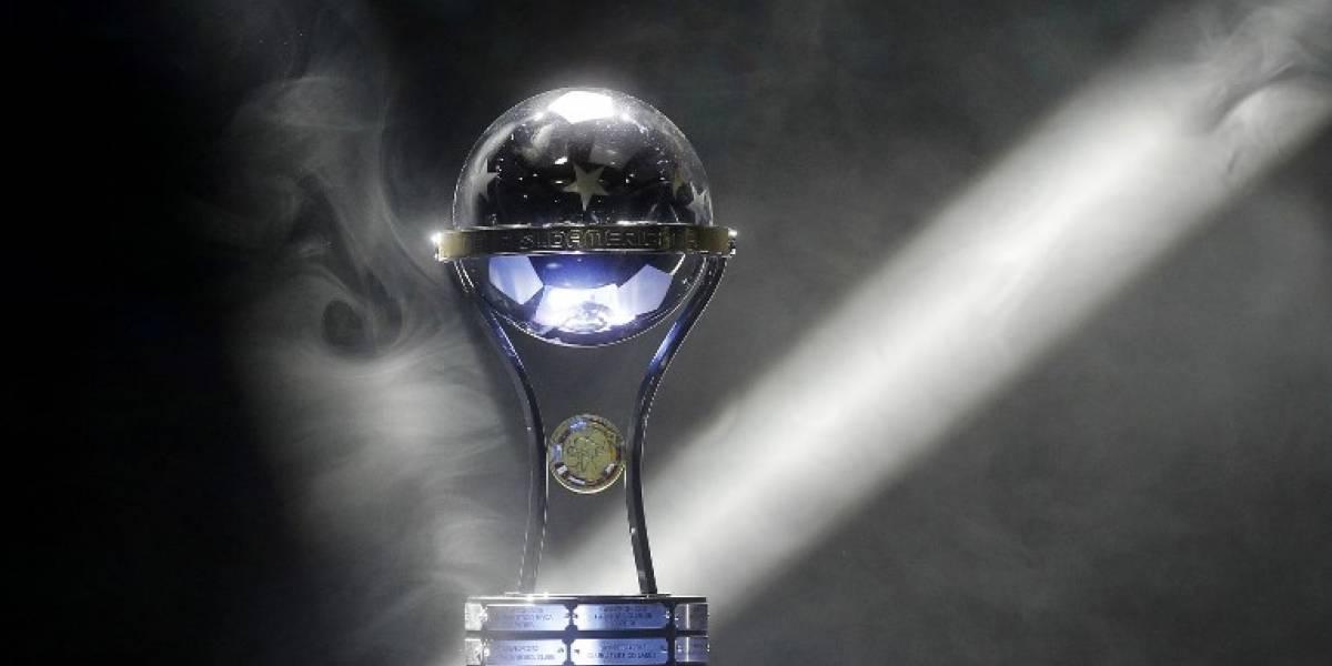 Boca e Independiente repiten: Todos los campeones de la Copa Sudamericana