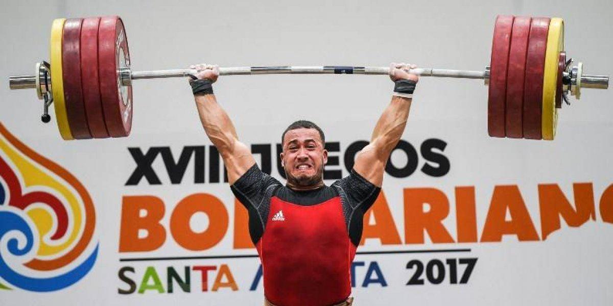 Arley Méndez fue elegido dentro los 10 mejores deportistas latinoamericanos del 2017