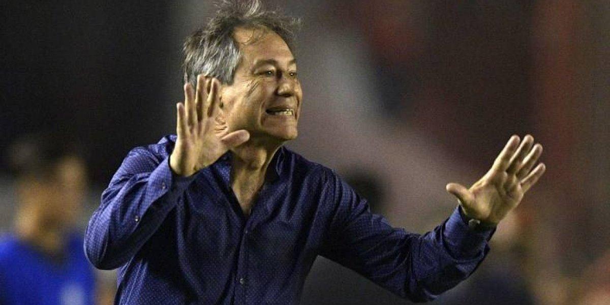 """La conmovedora emoción del DT de Independiente: """"Esto es un sueño, no quiero despertar"""""""