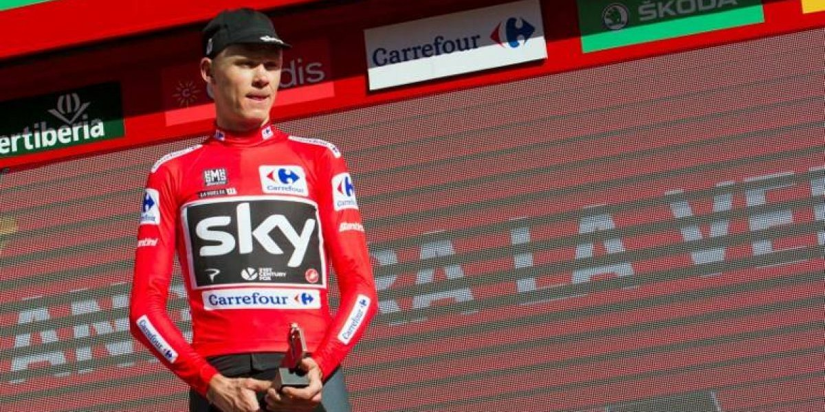 Conmoción en el ciclismo: El multicampeón Chris Froome dio positivo en la Vuelta a España