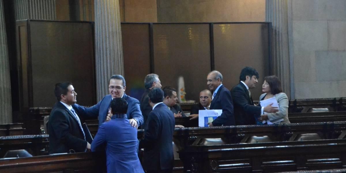Más del 50% de los diputados no se presentaron a la última sesión