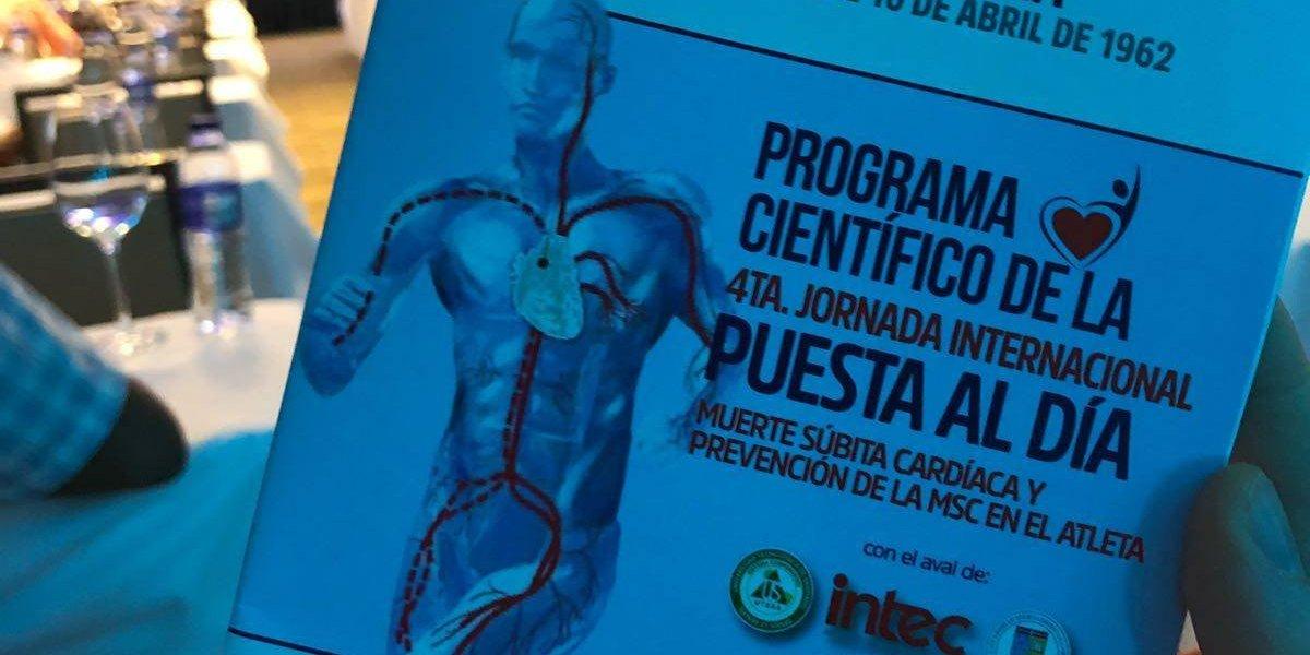 Celebran 4ta. Jornada Internacional de Cardiología