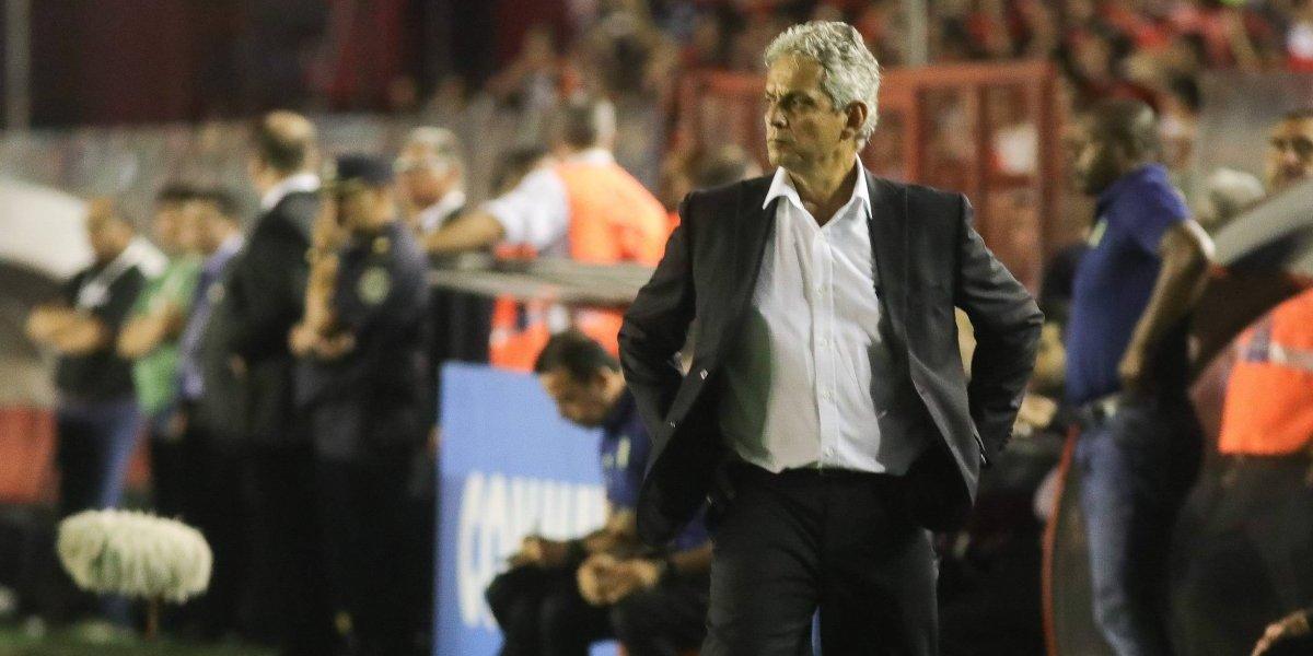 Reinaldo Rueda perdió la final ante Independiente, ¿se va de Flamengo?