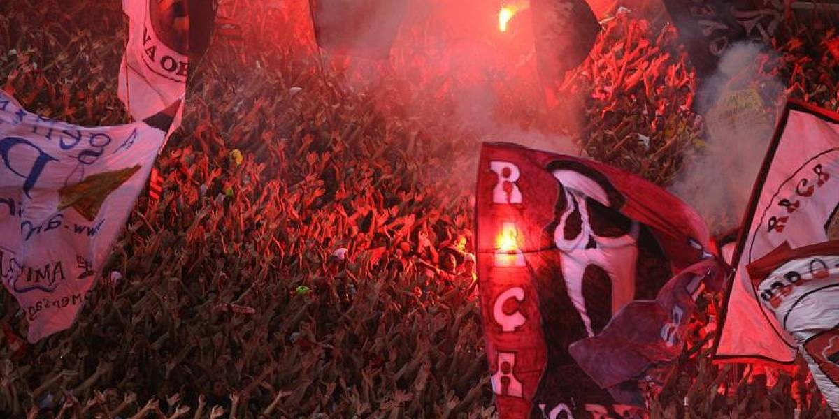 Previa caliente: Hinchas de Flamengo protagonizaron serios incidentes en hotel de Independiente