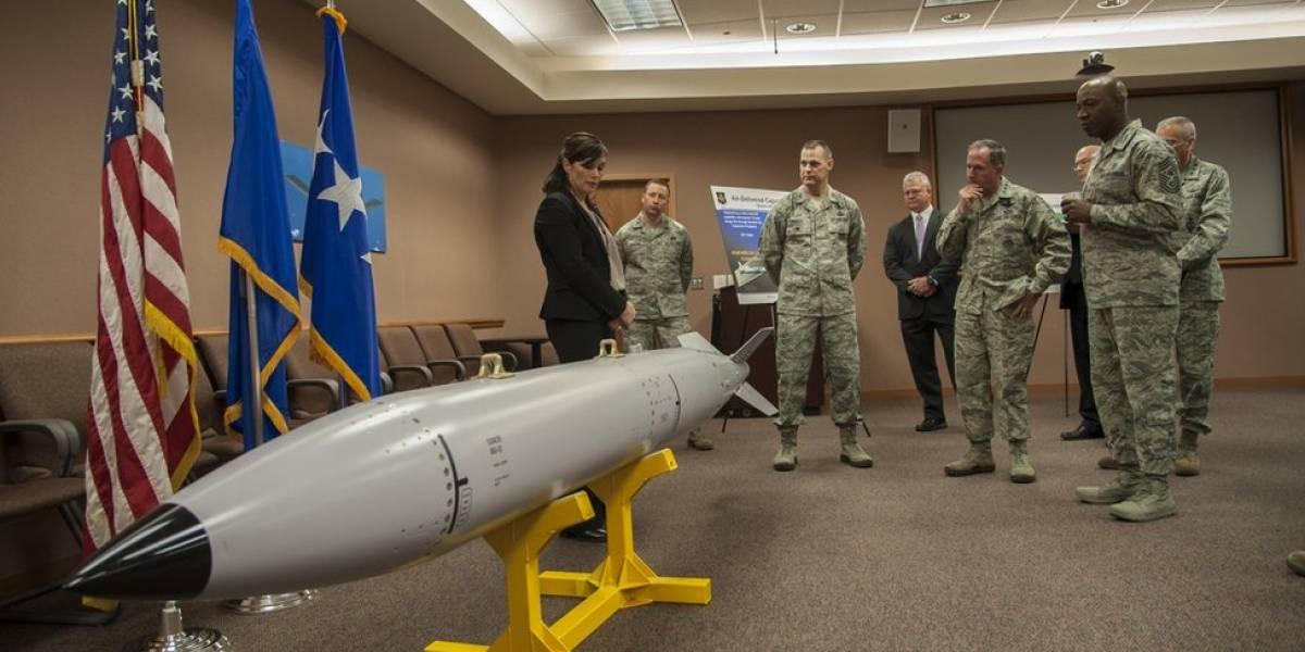 Como funcionam os mísseis de micro-ondas que os EUA podem usar em caso de ataque da Coreia do Norte