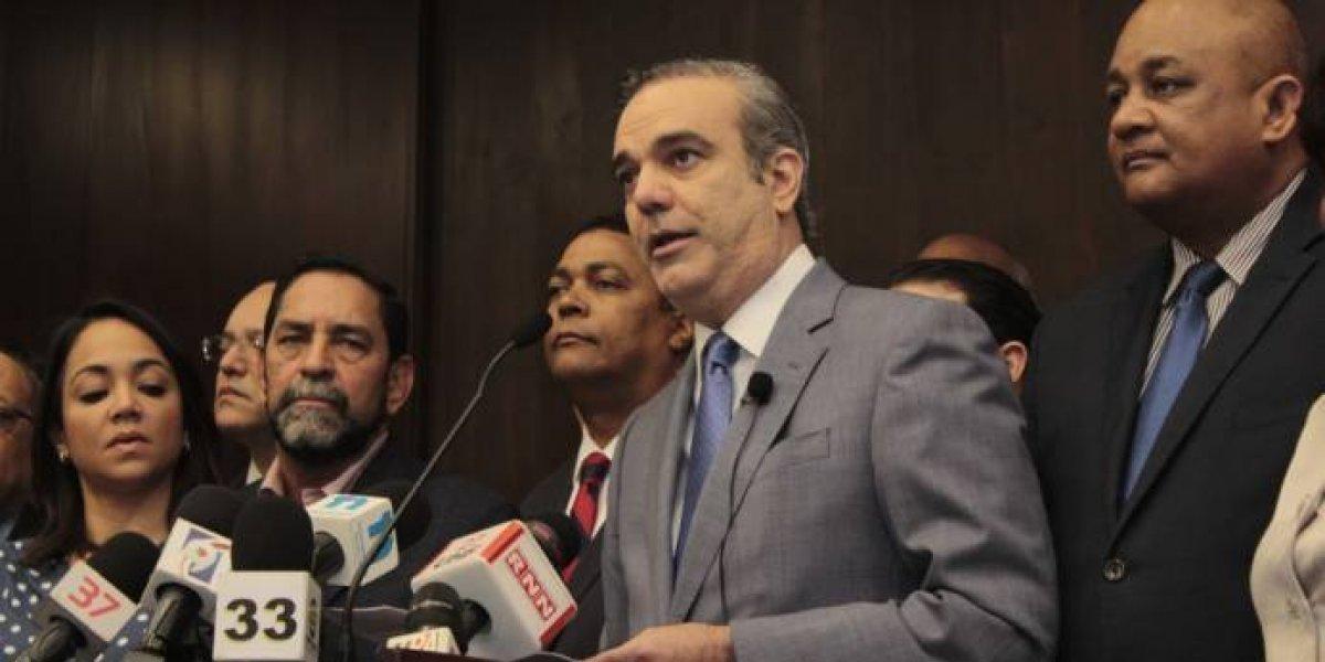 Abinader afirma posición contra primarias abiertas