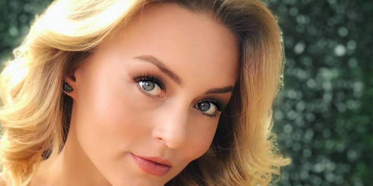 """Angelique Boyer cuenta su verdad sobre el """"catálogo sexual"""" de una televisora"""