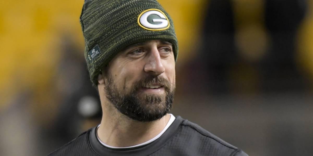 Aaron Rodgers volverá a jugar por los Packers
