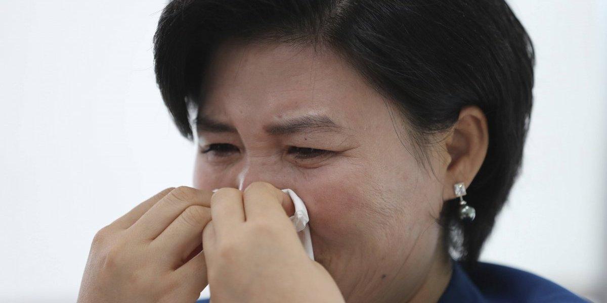 Norcoreanas vendidas para casarlas con chinos