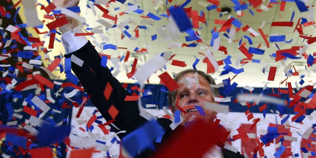 Trump felicita a triunfador de elecciones en Alabama