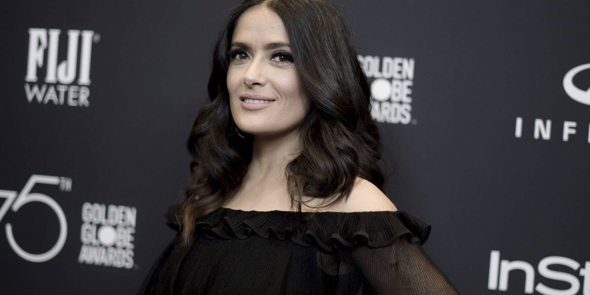 """Salma Hayek denuncia acoso sexual: Harvey Weinstein fue por años """"mi monstruo"""""""