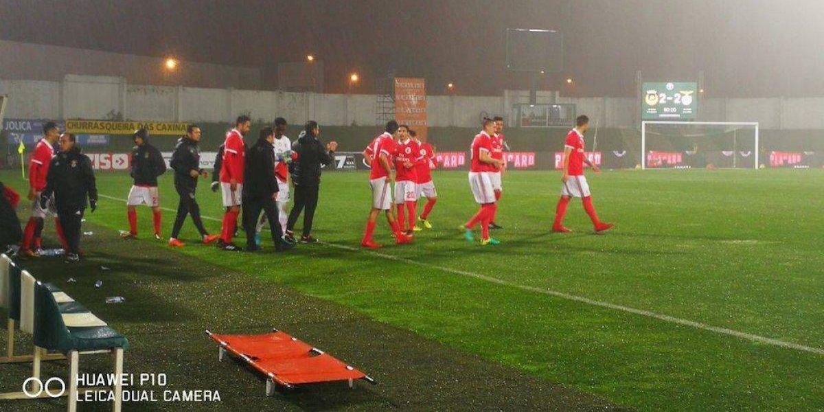 Raúl Jiménez y Benfica quedan eliminados de la Copa de Portugal