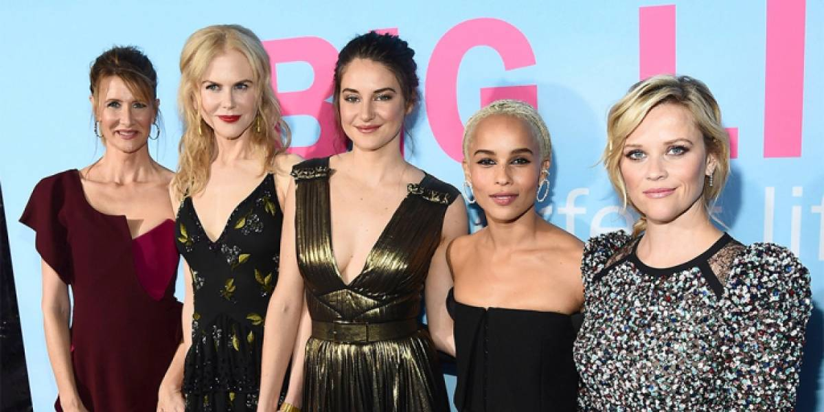 """Big Little Lies"" y ""Glow"" son las favoritas a ganar en los SAG Awards 2018"