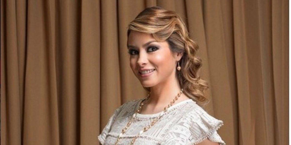 La exMiss Guatemala Paulette Samayoa enciende las redes en sexy lencería