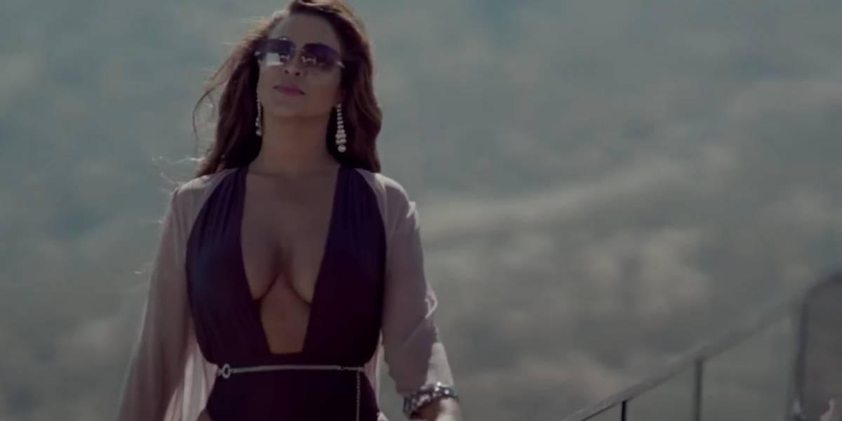 Los memes y reacciones que dejó el debut como cantante de Marlen Olivari