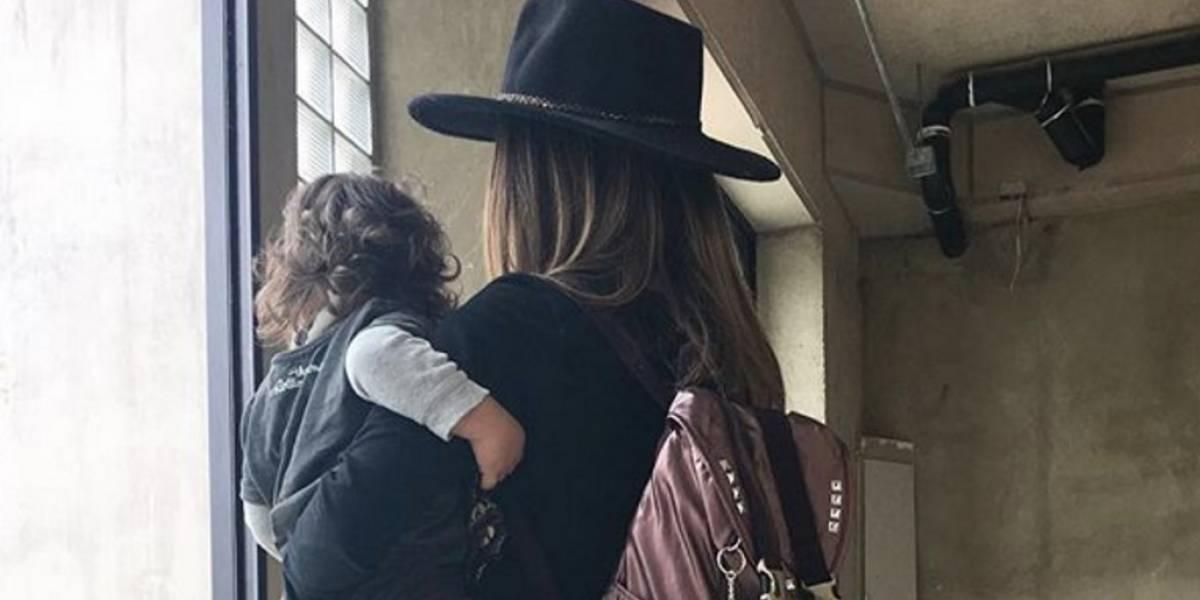 Esta reconocida actriz colombiana volverá a ser mamá a los 40