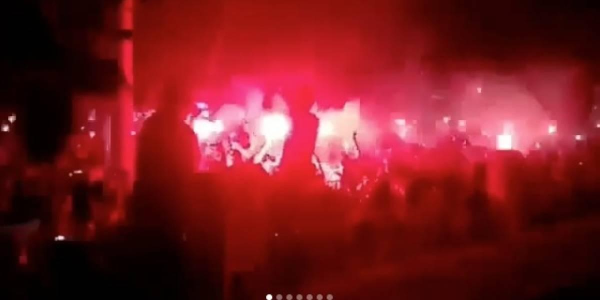 Polícia Civil solta 49 torcedores do Flamengo detidos por distúrbio