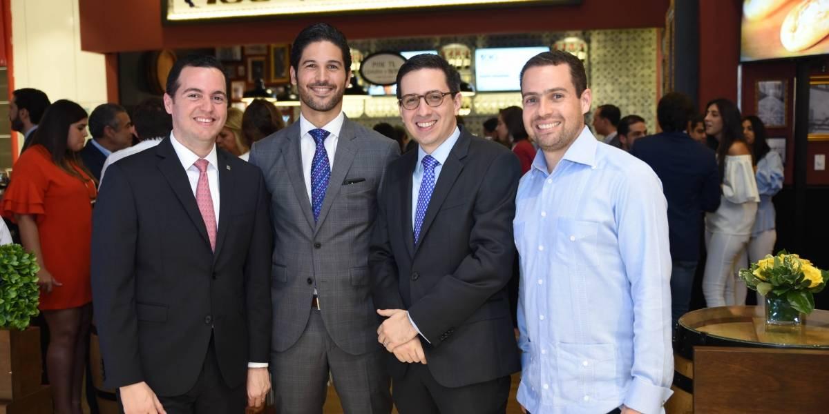 #TeVimosEn: La franquicia española 100 Montaditos inaugura su primer local en el País