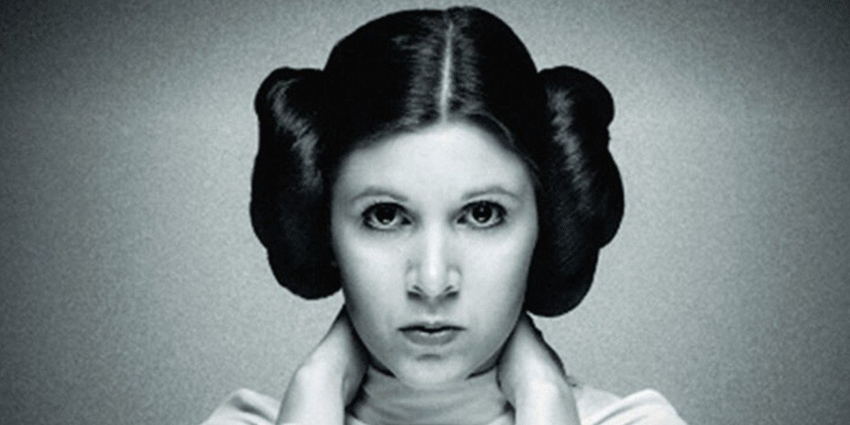 El personaje más aceptado por fans de Star Wars es la Princesa Leia