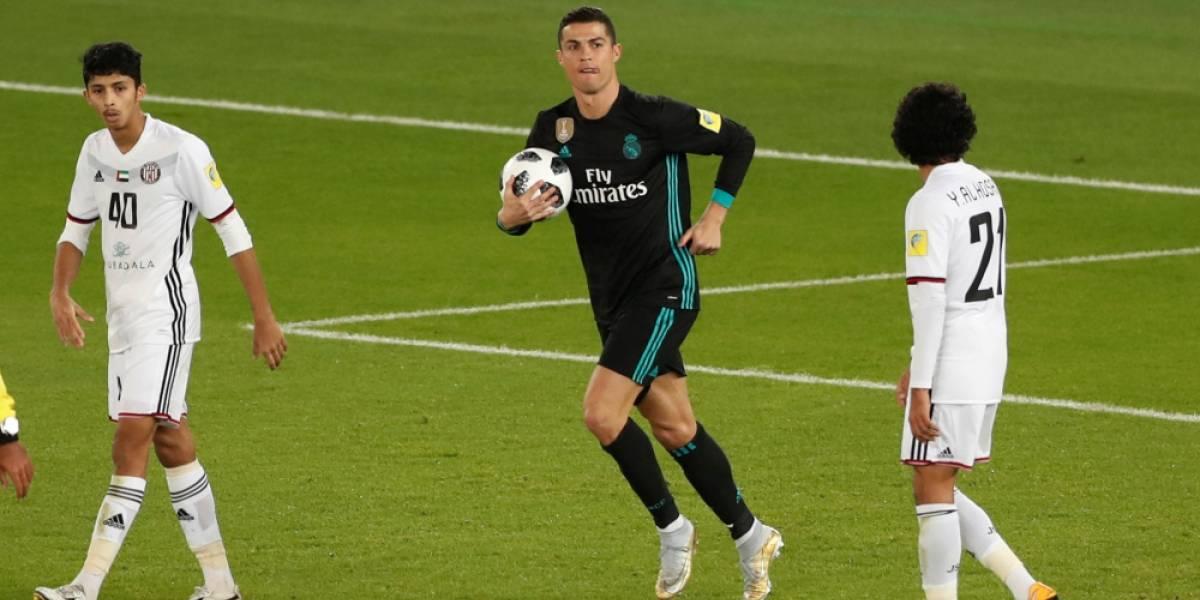 Cristiano, máximo goleador en el Mundial de Clubes