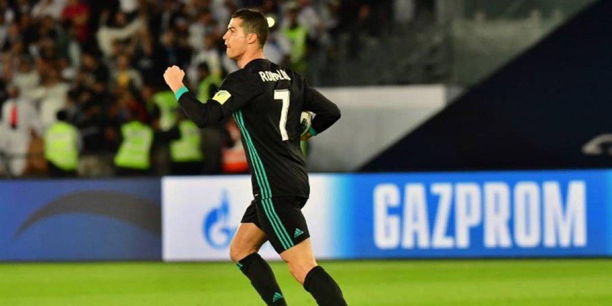 Cristiano Ronaldo, máximo goleador de historia de Mundial de Clubes
