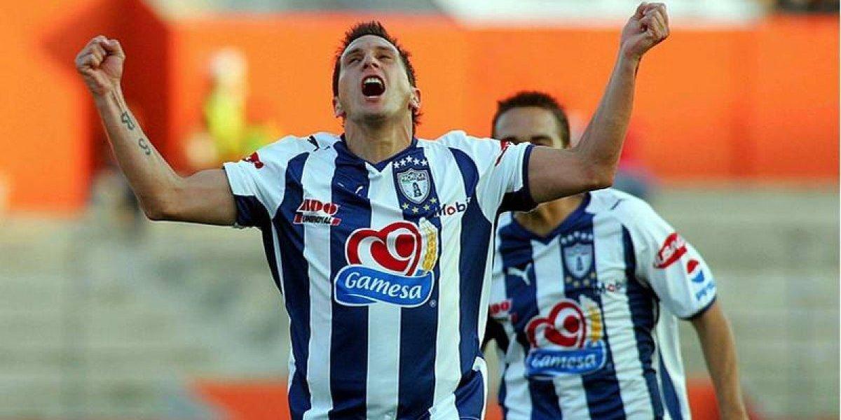 Liga MX: Vuelve Christian Giménez con los Tuzos