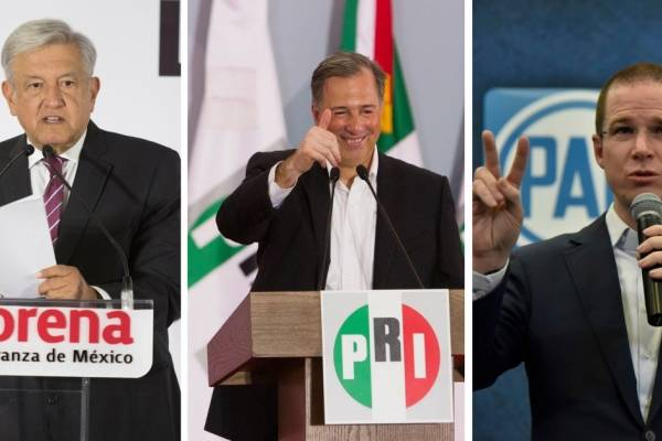 Este jueves los spirantes presidenciales arrancan sus precampañas.