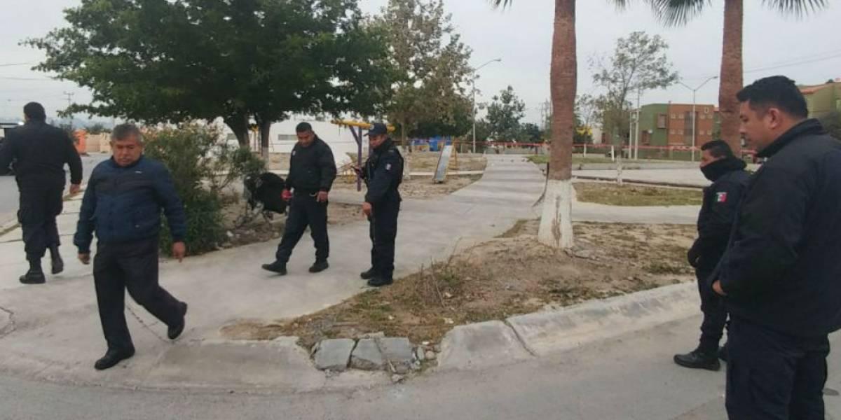 Hallan a mujer descuartizada dentro de maleta en Nuevo León