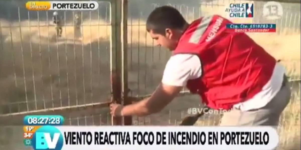 Chascarro de brigadista chileno es destacado por Jimmy Kimmel como uno de los virales del año