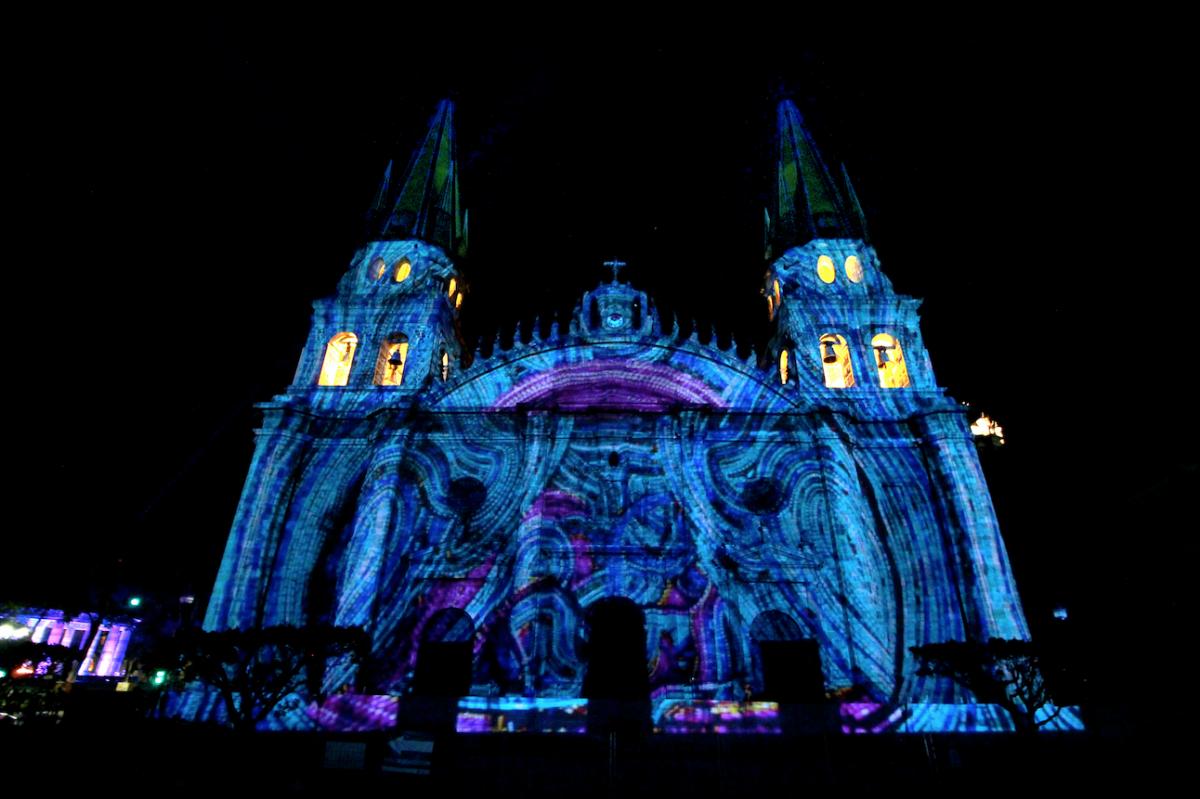 Catedral Metropolitana de GDL.