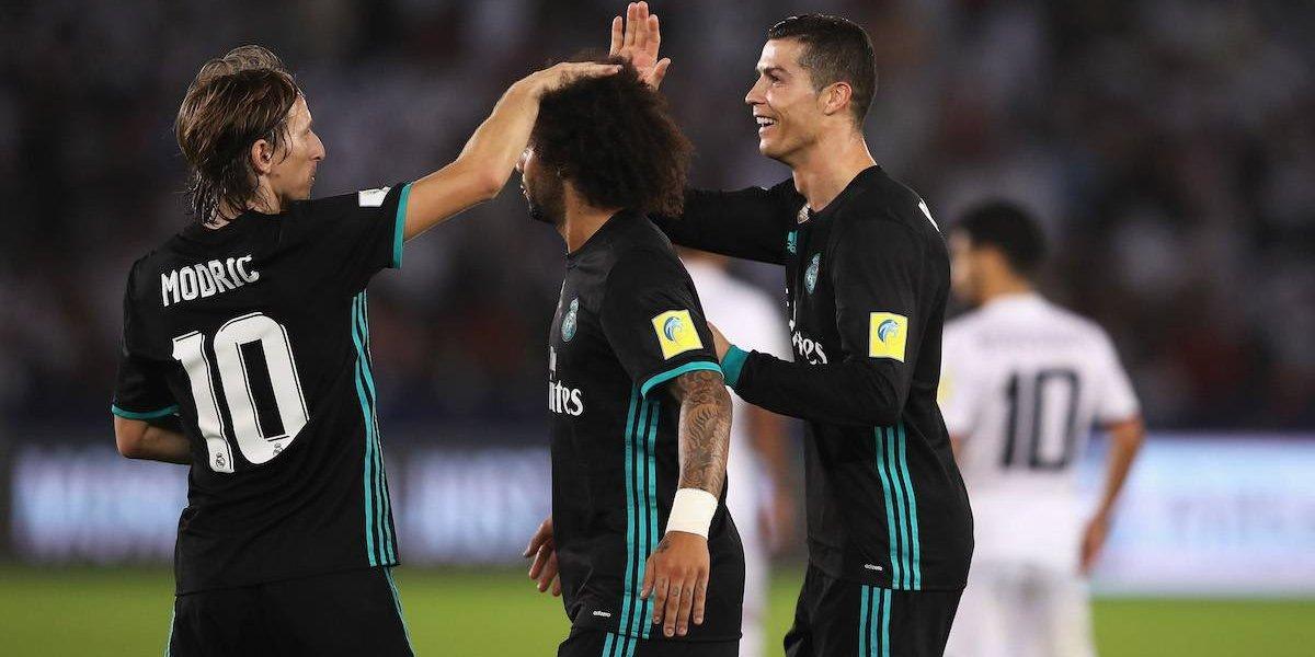 ¡Vaya susto! Real Madrid sufre pero avanza a final de Mundial de Clubes