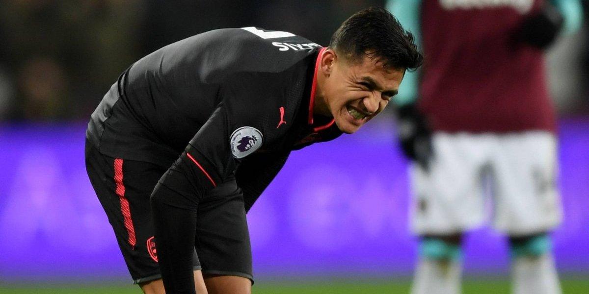 Minuto a minuto: Arsenal con Alexis de titular visitan al West Ham United por la Premier League
