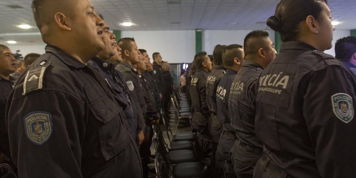 Este es el nivel educativo de la mayoría de los policías en México