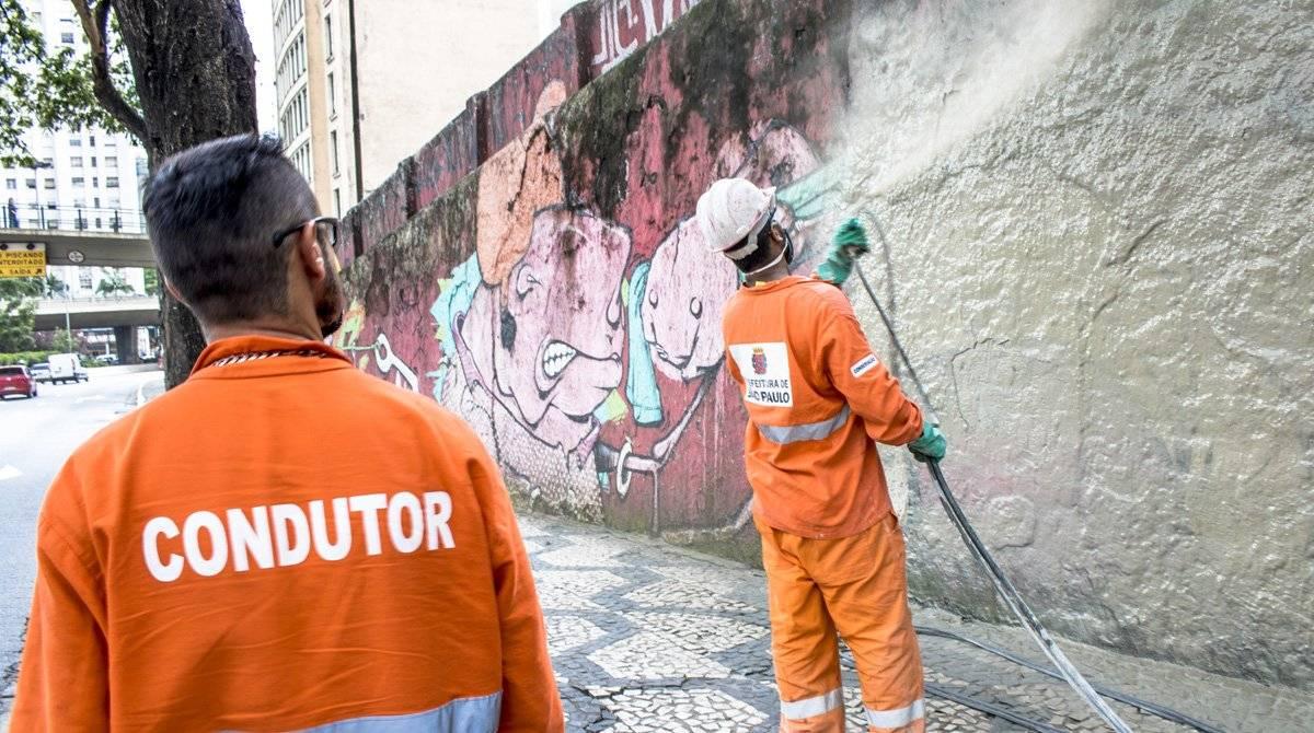 grafite 23 de maio
