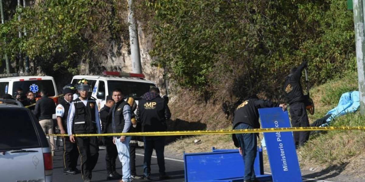 Bomberos Voluntarios localizan un cuerpo bajo el puente San Cristóbal