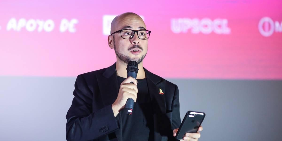 """Nicolás López trata de """"imbéciles"""" a los que critican sus películas"""