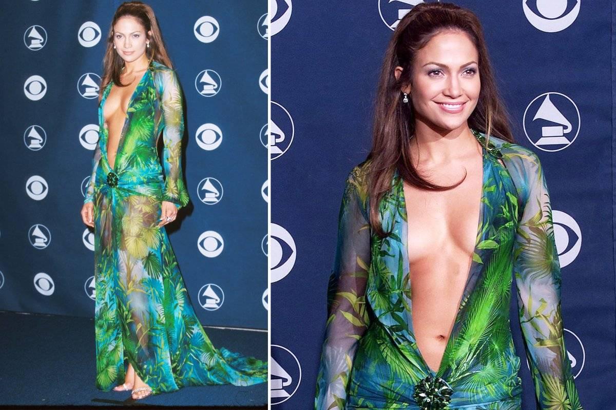 Jennifer López Grammy 2000