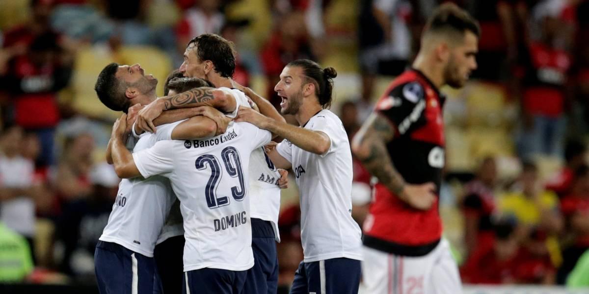 'Ajoelhem-se perante o Rei de Copas', diz Independiente aos flamenguistas