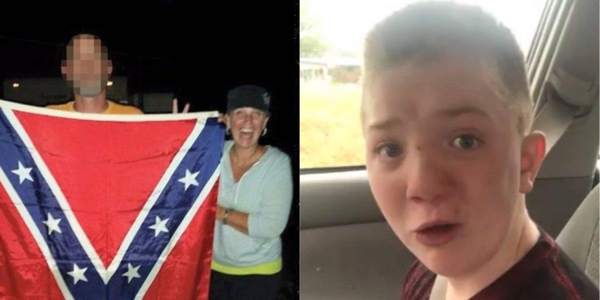 Mãe de Keaton Jones se manifesta após acusação de racismo