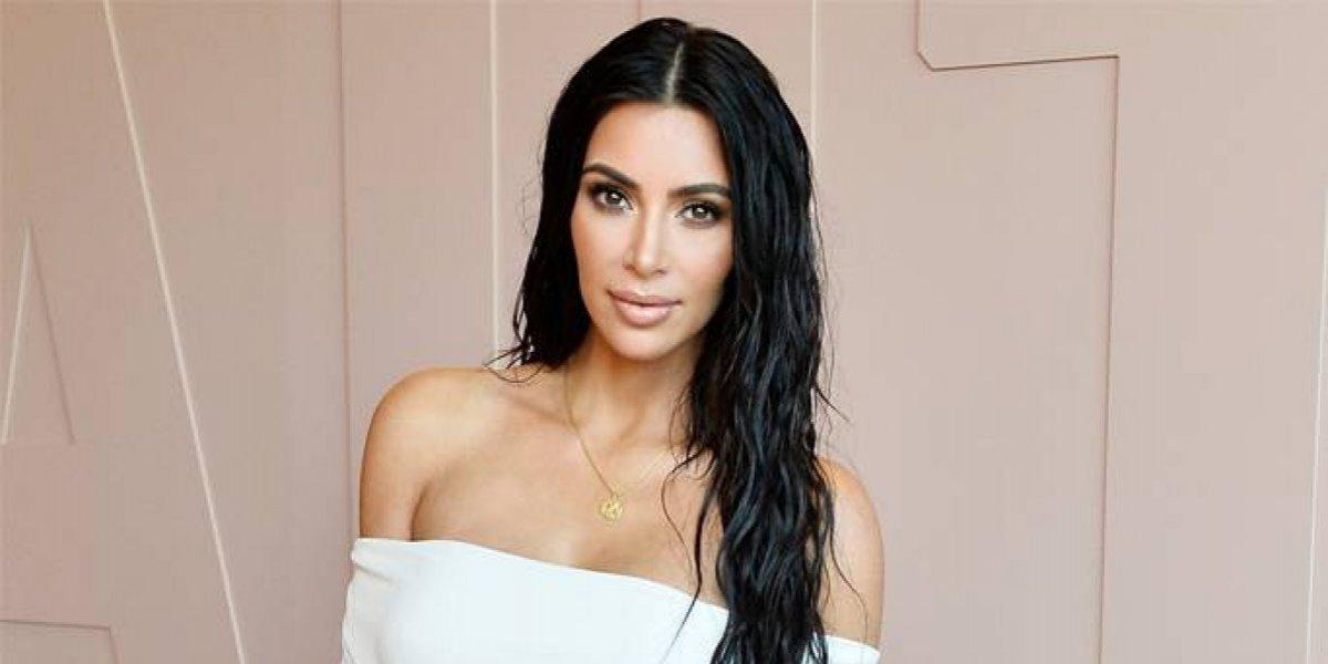 Los pantalones transparentes de Kim Kardashian que se convirtieron en tendencia