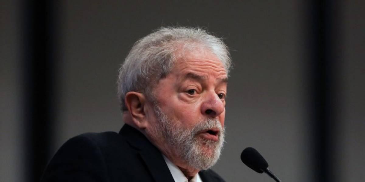 """Lula da Silva denuncia un """"pacto diabólico"""" para impedir su regreso al poder"""
