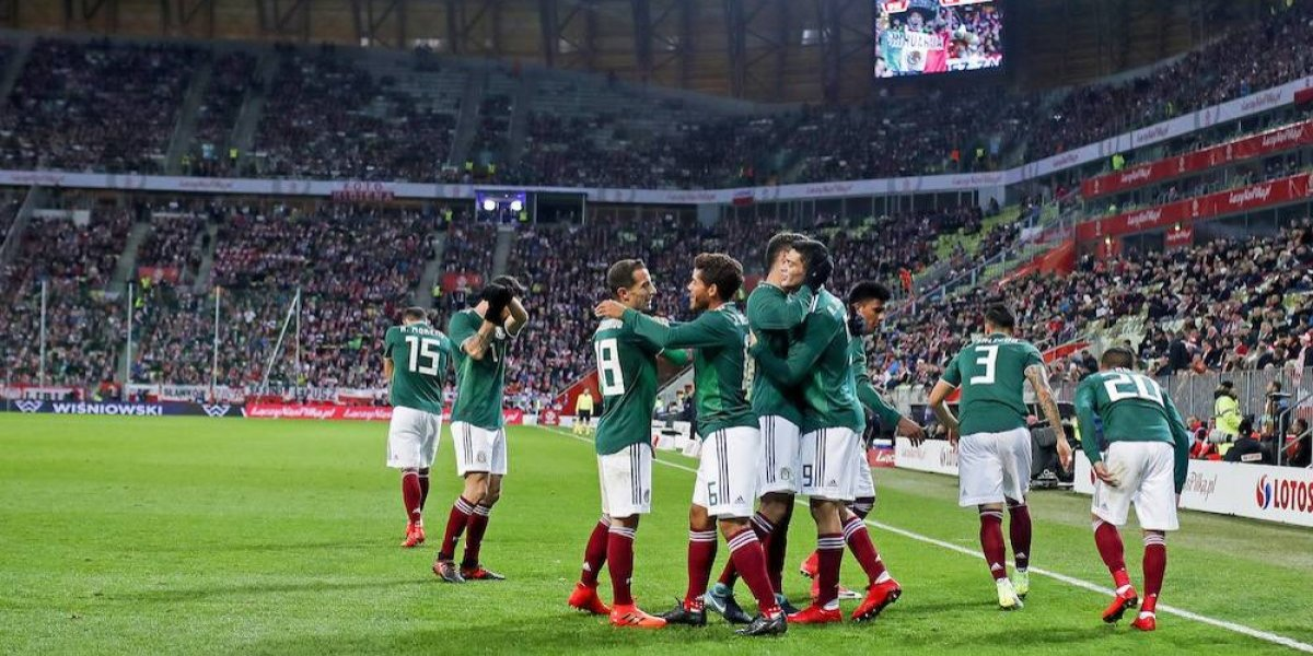México jugará en EU sus dos próximos partidos de fecha FIFA